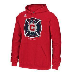 Рубашка MLS рубашка мужчины 039 s Красная команда 034 логотип набор 034 пуловер толстовка Fshirtce