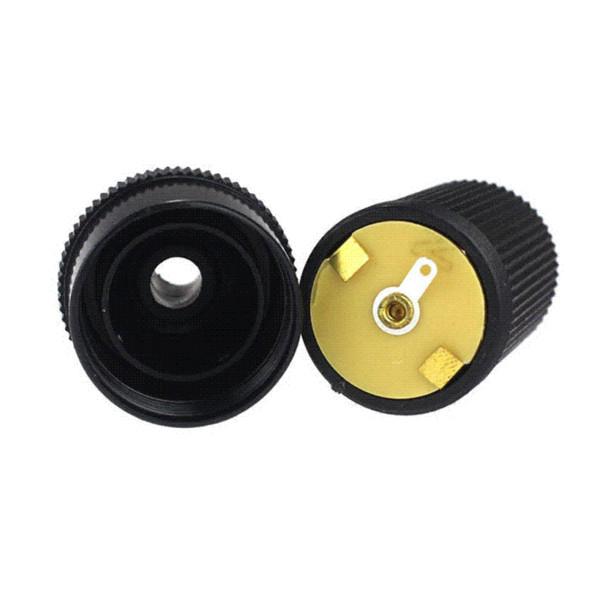 Detector de automóvil de alta calidad, estilo de automóvil, accesorio para automóvil Enchufe hembra de conversión de conector de enchufe de encendedor de cigarrillo hembra de 12V 24V
