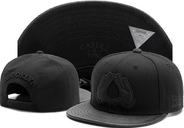 2019 wholesale cayler sons snapback hat casquette bone sunhat Luxury Golf snap Polo dad hat Cayler&Sons ball Brooklyn Adjustable cap
