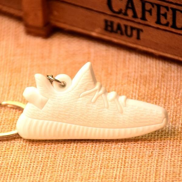 Impulso mini sapatilha de silicone chaveiro mulheres homens crianças chaveiro presente chave do presente de aniversário saco de charme acessórios acessórios tênis de basquete chaveiro m453f