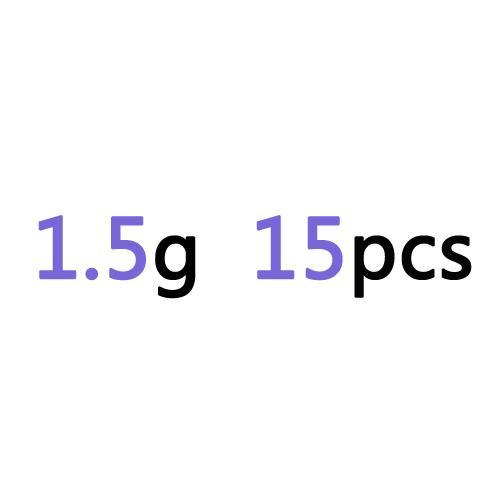 1.5g-15pcs