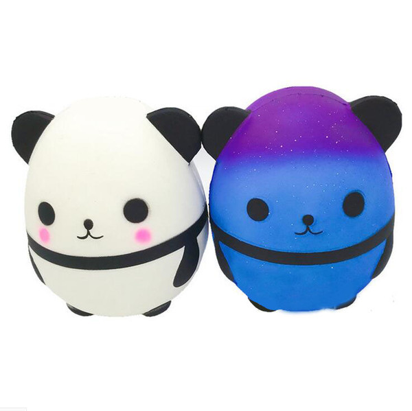 Big Soft Squishy PU Toy Simulazione Panda Cute Toy rallentando Rising Decompression Toy Rilassa il regalo di Fidget