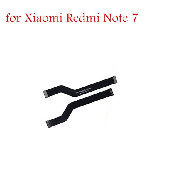 for Xiaomi Redmi Note 7 Main Board Flex Cable Connect LCD Ribbon Flex Cable Mainboard Motherboard Repair Spare Parts
