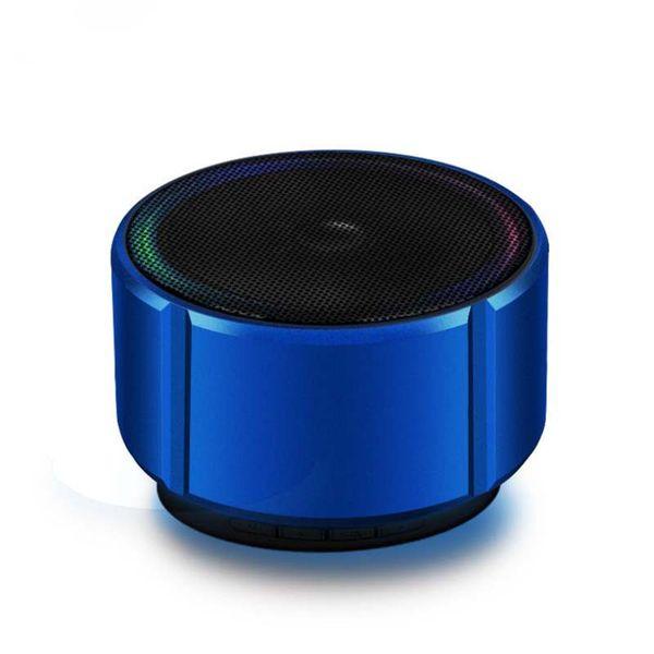 Mode Privé Métal Bluetooth Haut-Parleur Extérieur Carte Subwoofer Bluetooth Audio Subwoofer Intérieur Étanche Personnalisé MOQ: 10pcs Livraison Gratuite