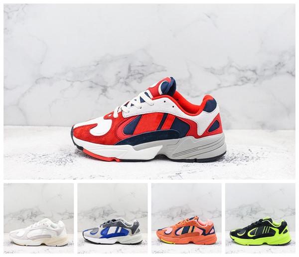 Adidas Dragão x YUNG-1 OG GoKu Das Mulheres Dos Homens Tênis de Corrida Velho pai Sapatos amantes Sapatos Esportivos Tênis Kanye West 700 tamanho 36-44