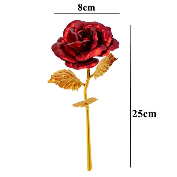 Rot (25 * 8 cm)