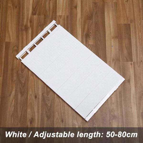 흰색 / 조정 길이 : 50-80cm