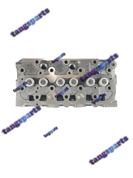 best selling New D902 Complete Cylinder Head assy Fit Kubota excavator trator etc. engine parts kit in good quality