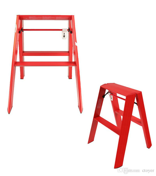 Super 2019 18S Supladder Luca Red Hockerleiter 18 Step Ladder Fw Red Box Logo Bearing Folding Ladder Weight 150Kg High Quality From Mtoyer 166 14 Caraccident5 Cool Chair Designs And Ideas Caraccident5Info