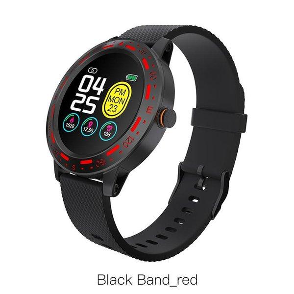 negro Band_Red