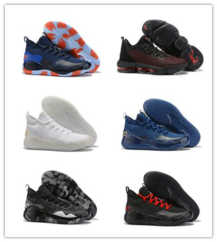 2019 Ucuz Satış KD 12 EP Beyaz Turuncu Köpük Pembe Paranoyak Oreo BUZ Basketbol Ayakkabıları Orijinal Kevin Durant XII KD 12 Erkek Eğitmenler Sneakers