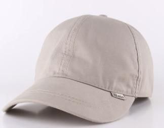 2018 new manufacturers direct selling spot small cap brim cotton khaki color to keep warm60 position big cap head blank baseball outdoor cap