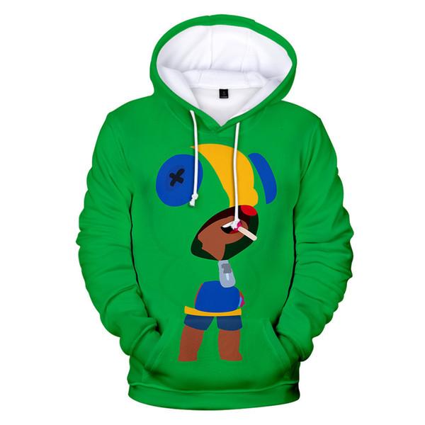 2 to 13 years kids hoodies shooting game 3d printed hoodie sweatshirts boy girl long sleeve cartoon jacket coat teen clothes thumbnail