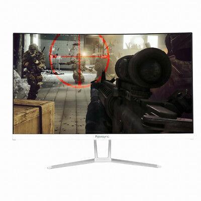 "NEWSYNC X24C 24"" Real 144Hz Curved FreeSync LED Gaming Monitor"