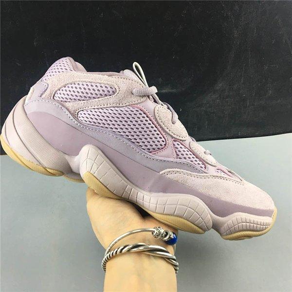 New Kanye West Aceno V2 Running Shoes Thanos Lavender roxo Jogging Designer calçados esportivos sapato velho pai instrutor Homem Womans mais novo instrutor
