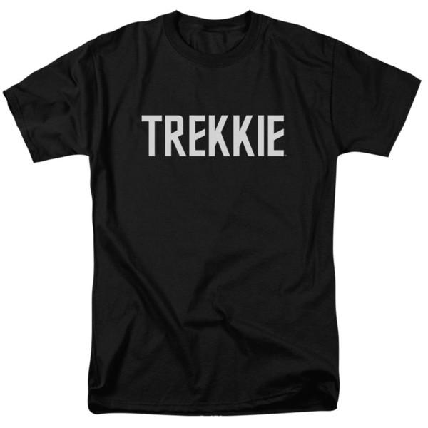 Star Trek Trekkie TV Show T-Shirt Sizes S-3X NEW 2018 New Tee Print Men T-Shirt Tops Hip Hop Short T Shirt