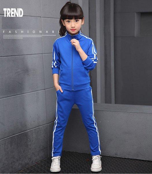 Mädchen blau