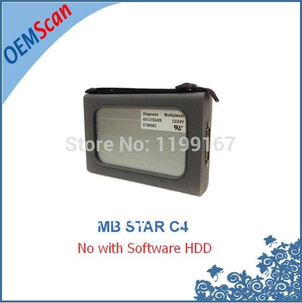 MB c4 ohne Festplatte