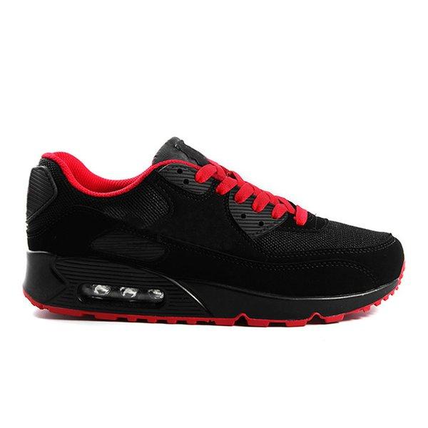 #24 Black Red 36-45