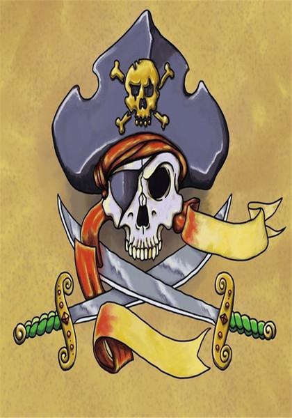 Vieux crâne amour Tatouage À La Maison Mur Art Toile HD Prints Images Calligraphie Islamique Peintures Salon Décor Arabe Typographie Post