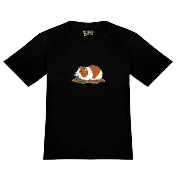 84ad1bab8bf Guinea Pig Eating Men s Novelty T-Shirt Summer Men S fashion Tee