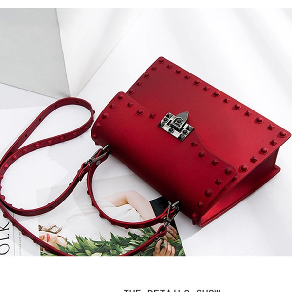 2019 Nouveau Femmes Maquillage Sacs cosmétiques Sac Case Jelly Make Up Organizer luxe Femmes Sacs Designer Mode Voyage Gris