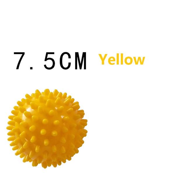 7,5 cm amarelo