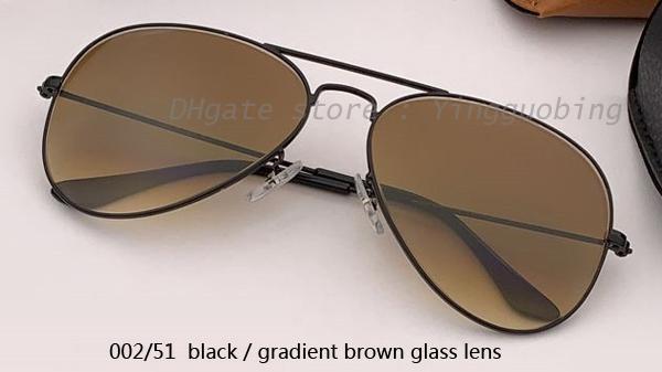 002/51 черный / градиентный коричневый