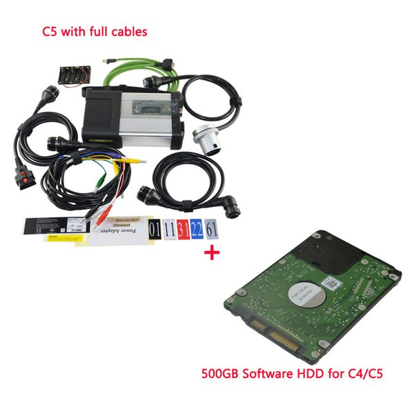 C5 con software HDD