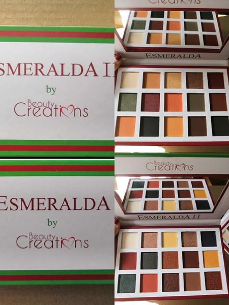 Maquillage Visage Ombre à Paupières Beauté Palette Thirsty Pressed Pigment 15 Couleurs Palette Ombre À Paupières Shimmer Matte Fard À Paupières Cosmétiques Livraison gratuite