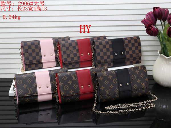Designer Abendkleid Damen Messenger Bag mobile Brieftasche Mode Tasche Nano Umhängetasche Handtasche Favorit 2906 groß