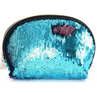#2 Sequins Cosmetic Bag