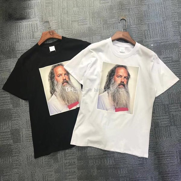 Moda para hombre Camisetas de diseño Casual Hombres Verano Manga corta de alta calidad Hip Hop Hombres Mujeres Camisetas