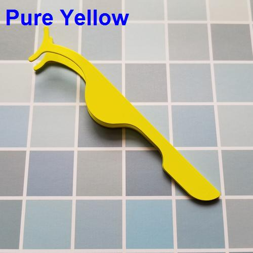 Pure Yellow+PVC Bags