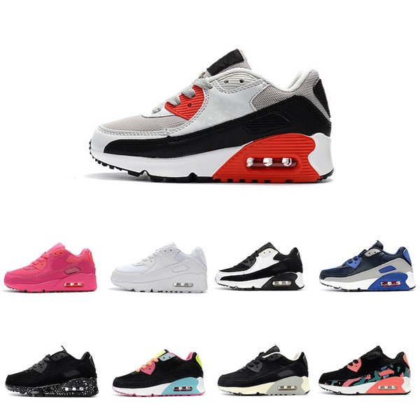 2019 wholesale kids children's casual sports shoes boys and girls sports shoes children running shoes 28-35