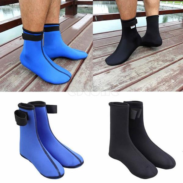 3MM Neopren Tauchen Scuba Surfen Schwimmen Socken Wassersport Schnorcheln Stiefel