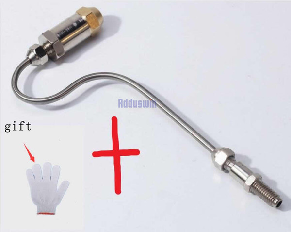 Big Sales! car Injector atomizing nozzle Throttle valve atomizer nozzle for non dismantle gasoline fuel injector cleaner