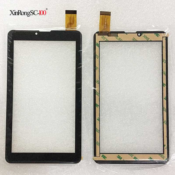 7 inch ZYD070-138 V01 ZYD070-237-V1 For AOSON S7 M707TG-D/Xpad M9 3G/4Good T700i 3G tablet touch screen digitizer glass panel