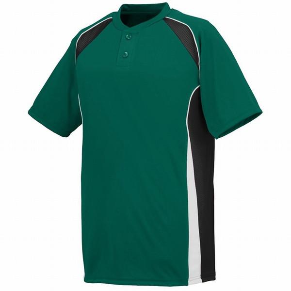 111 Basebol feito sob encomenda camisa em branco botão de tamanho para baixo Pullover Homens Mulheres S-3XL