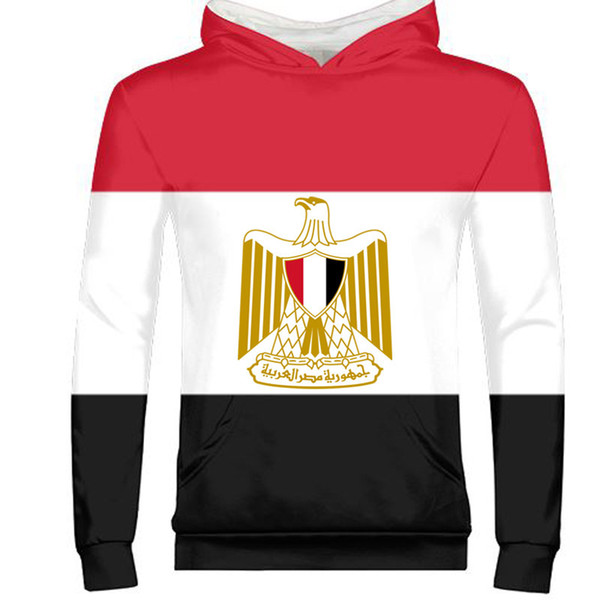 egypt male youth custom logos name number egy pullover nation flag eg arab arabic republic egyptian country print p clothes
