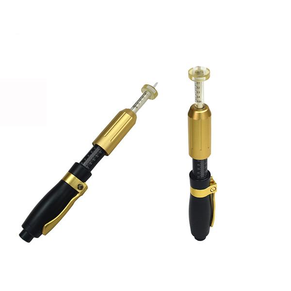 Красота для инъекций губ гиалуроновая кислота для инъекций наполнитель ручка для губ кожный наполнитель инъекций без иглы для инъекций пистолет
