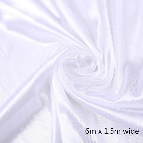 1.5*6m White curtain