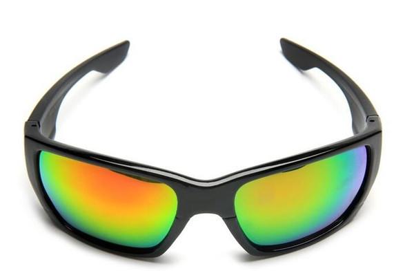 Sunglasses Designer Brand Mens Womens Sun Glasses Eyewear Gold Metal Green 55mm 60mm Glass Lenses Brown Case 81030