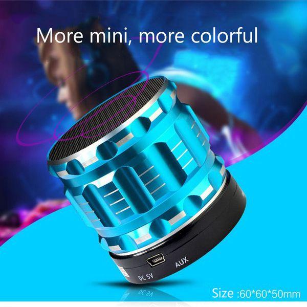 Altoparlante senza fili Bluetooth Altoparlante portatile Mini 10W Supporto altoparlante stereo Bluetooth TF AUX USB
