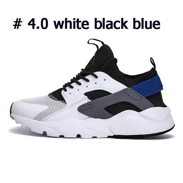 4.0 white black blue