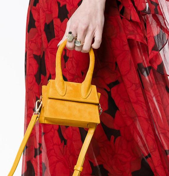 Fashion Woman Bag Mini Designer Bag for Luxury Women Frosted One-shoulder Diagonal Cross Hand Brand Single Shoulder Bag