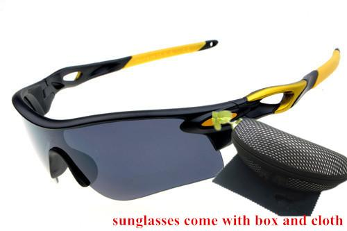 Wholesale 10pcs/lot Men Women's Classic Cycling Sunglasses 9052 High-quality Colour Film Outdoor Sport Glasses Come With Box And Cloth