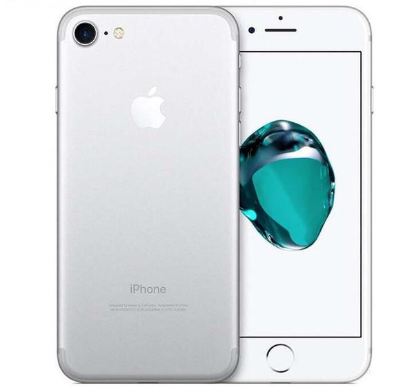 "Unlocked Apple iPhone 7 IOS 11 phone LTE WIFI 4.7 ""display 12.0MP Camera Quad-Core Fingerprint smartphone iphone7 free shipping"