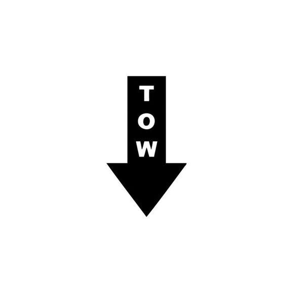 Compre Tow Hook Arrow Brief Citas Literarias Y Artísticas Corte De Vinilo Calcomanía Adhesiva Vinyl Car Wrap A 2 92 Del Xymy767 Dhgate Com
