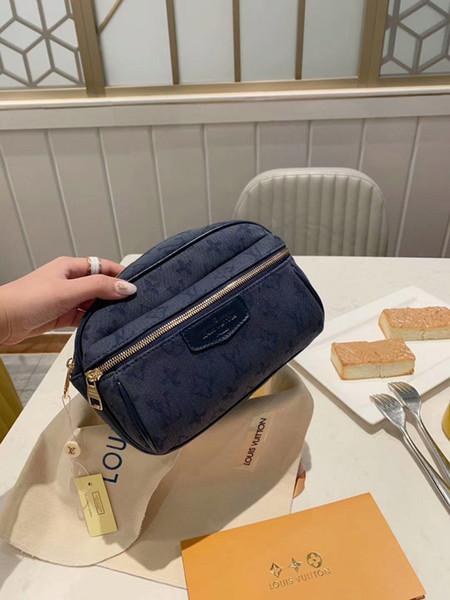 19ss yeni klasik tasarım erkekler kadınlar bel çantası moda göğüs çanta göğüs paketi çanta erkek Çanta gündelik spor